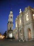 教会庞贝城 免版税库存图片