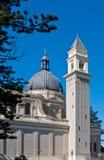 教会弗朗西斯科・圣大学 免版税库存照片
