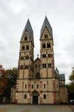教会德国有历史的kobenz 库存照片