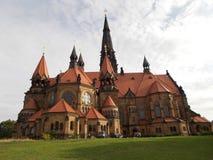 教会德语 免版税库存照片