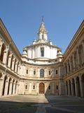 教会意大利语 库存照片