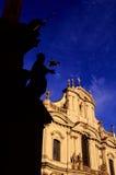 教会捷克布拉格共和国 免版税图库摄影