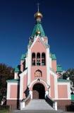 教会捷克olomouc正统共和国 免版税库存图片