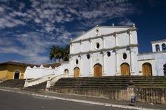 教会格拉纳达 免版税库存图片