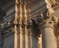 教会框架 免版税图库摄影