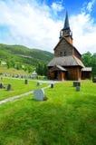 教会梯级 免版税库存照片