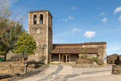教会正方形 库存照片