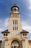 教会正统塔 免版税库存图片