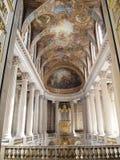 教会法国凡尔赛 库存照片