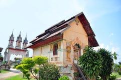 教会泰国 库存图片