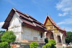 教会泰国 免版税库存照片
