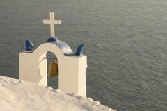 教会海运塔 图库摄影