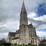 教会爱尔兰 免版税库存照片