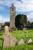教会爱尔兰kinsale multose st 免版税库存图片