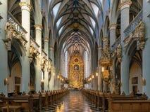 教会玛丽的假设,科隆,德国 库存图片