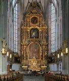 教会玛丽的假设,科隆,德国 库存照片
