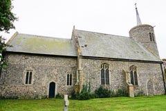 教会玛丽s st 免版税库存图片