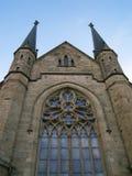 教会瑞典 库存图片