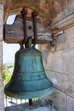 教会的传统响铃 库存照片
