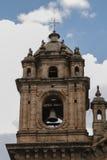 教会的响铃塔 免版税库存图片