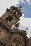 教会的响铃塔 图库摄影