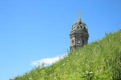 教会的圆顶 库存图片