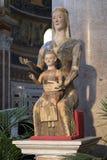 教会的玛丽梅特 免版税库存图片