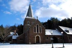 教会石头 库存照片