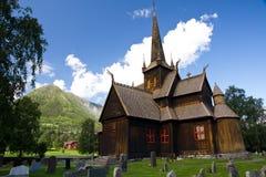 教会稳定 免版税库存照片
