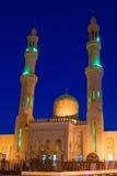 教会穆斯林 免版税库存照片