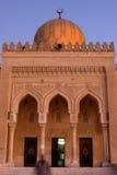 教会穆斯林 库存图片