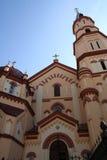 教会立陶宛 库存照片