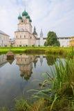 教会约翰神学家罗斯托夫伟大的俄罗斯 免版税库存照片
