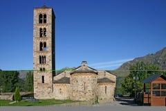 教会罗马式 免版税库存照片
