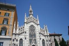 教会罗马 图库摄影