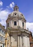教会罗马 免版税库存图片