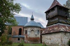 教会老乌克兰语 库存照片
