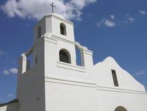 教会老斯科茨代尔 库存照片