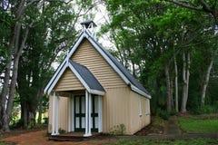 教会老木 免版税库存图片