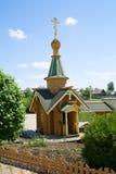 教会老木 免版税图库摄影