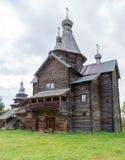 教会老木 库存照片