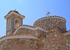 教会老石头 免版税库存照片