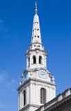 教会英国调遣伦敦马丁st 免版税图库摄影