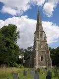 教会英语 免版税库存照片