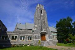 教会蒙特利尔 免版税库存图片