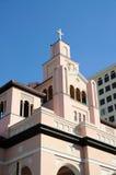 教会街市迈阿密 免版税图库摄影