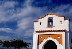 教会西班牙语的一点 库存图片
