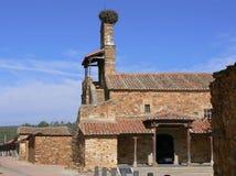 教会西班牙语 免版税库存照片