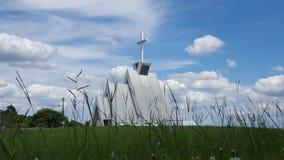教会视图 免版税库存照片
