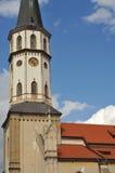 教会詹姆斯st 免版税库存照片
